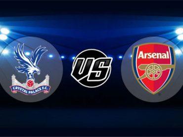 ดูบอลย้อนหลัง พรีเมียร์ลีก อังกฤษ คริสตัลพาเลซ vs อาร์เซนอล 28-10-2018