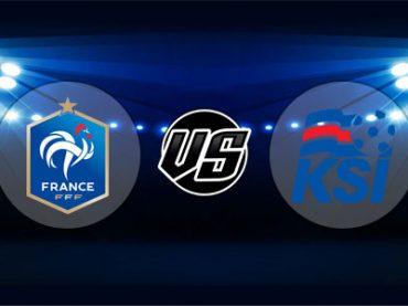 ดูบอลย้อนหลัง กระชับมิตร ฝรั่งเศส vs ไอซ์แลนด์ 11-10-2018