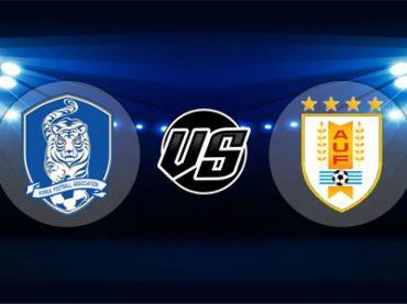 ไฮไลท์ฟุตบอล กระชับมิตร เกาหลีใต้ vs อุรุกวัย 12-0-2018