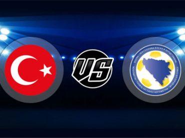 ไฮไลท์ฟุตบอล กระชับมิตร ตุรกี vs บอสเนีย 11-10-2018