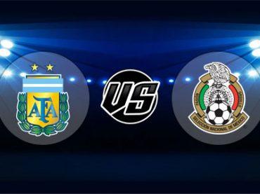 ดูบอลย้อนหลัง ยูฟ่าเนชันส์ลีก อาร์เจนตินา vs เม็กซิโก 17-11-2018
