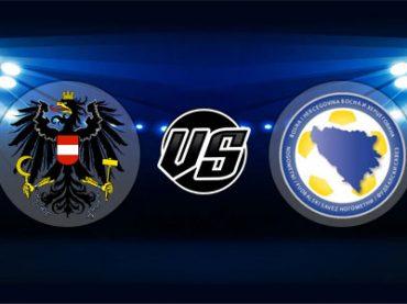 ไฮไลท์ฟุตบอล กระชับมิตร ออสเตรีย vs บอสเนีย 15-11-2018