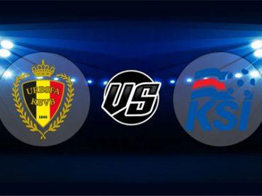 ดูบอลย้อนหลัง กระชับมิตร เบลเยี่ยม vs ไอซ์แลนด์ 15-11-2018
