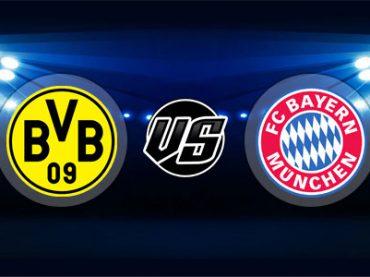ดูบอลย้อนหลัง บุนเดสลีกา เยอรมัน ดอร์ทมุนด์ vs บาเยิร์น 10-11-2018