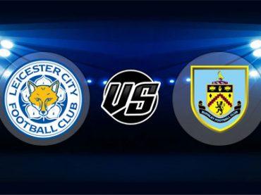 ดูบอลย้อนหลัง พรีเมียร์ลีก อังกฤษ เลสเตอร์ vs เบิร์นลี่ย์ 10-11-2018
