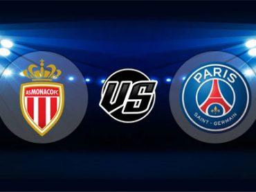 ดูบอลย้อนหลัง ลีกเอิง โมนาโก vs ปารีส แซงต์ แชร์กแมง 11-11-2018