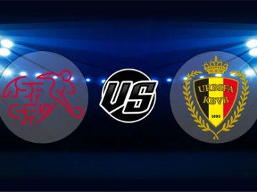 ดูบอลย้อนหลัง ยูฟ่าเนชันส์ลีก สวิตเซอร์แลนด์ vs เบลเยียม 18-11-2018